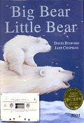 Big Bear Little Bear(영어그림동화 19)(Cassette Tape 1개 포함)