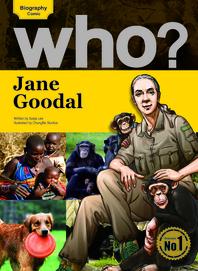 Who? 13 Jane Goodall