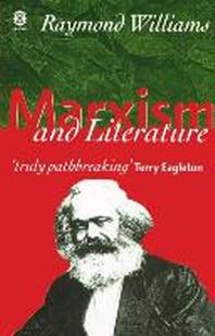 [해외]Marxism and Literature