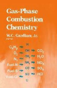 [해외]Gas-Phase Combustion Chemistry