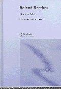 [해외]Roland Barthes (Hardcover)