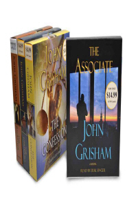 John Grisham Audiobook Bundle #2