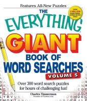 [해외]The Everything Giant Book of Word Searches, Volume 5 (Paperback)