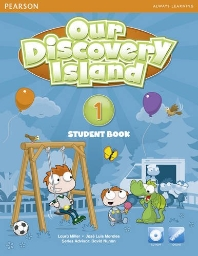 Our Discovery Island. 1(Student Book)(CD1장포함)