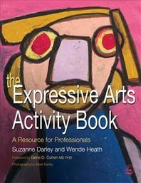 [해외]The Expressive Arts Activity Book (Paperback)