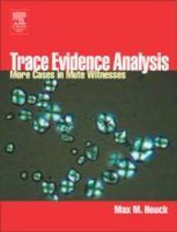 [해외]Trace Evidence Analysis