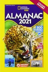 National Geographic Kids Almanac 2021