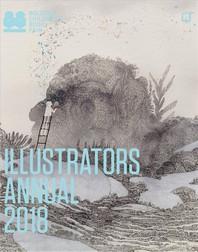 [해외]Illustrators Annual 2018