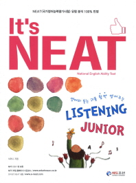 It s NEAT Listening Junior(MP3CD1장포함)