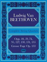 [해외]Complete String Quartets