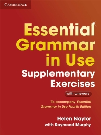 Essential Grammar in Use Supplementary Exercises 4/E(Paperback)