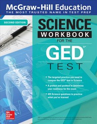[해외]McGraw-Hill Education Science Workbook for the GED Test, Second Edition