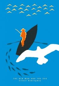 노인과 바다(영한대역)(문학동네 세계문학전집 200번 출간 기념 리커버 특별판)(양장본 HardCover)