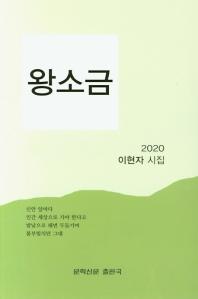 왕소금(문학신문 작품선 161)