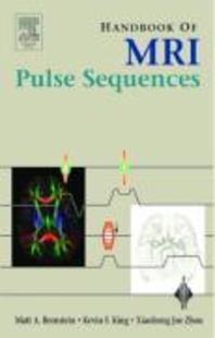 [해외]Handbook of MRI Pulse Sequences