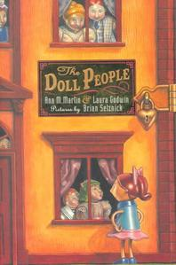 [해외]The Doll People (Hardcover)