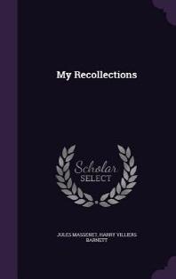 [해외]My Recollections (Hardcover)