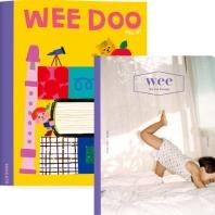 위 매거진(Wee Magazine)(18호) + 위두(Wee Doo)(7호)(전2권)