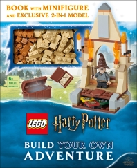 Lego Harry Potter Build Your Own Adventure [With Toy]