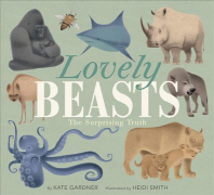 [해외]Lovely Beasts (Hardcover)