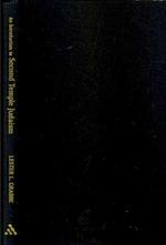 [해외]An Introduction to Second Temple Judaism (Hardcover)
