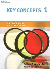 KEY CONCEPTS. 1