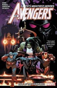 [해외]Avengers by Jason Aaron Vol. 3