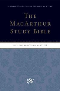 [해외]MacArthur Study Bible-ESV-Personal Size