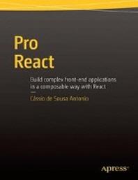 [해외]Pro React (Paperback)