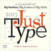 Just Type Calendar 2015