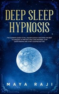 [해외]Deep Sleep Hypnosis (Hardcover)