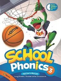 School Phonics. 3(Teacher's Manual)
