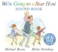 [해외]We're Going on a Bear Hunt Sound Book (Board Books)