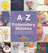 [해외]A-Z of Embroidery Stitches (Paperback)