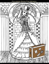 Coloring Book For Women