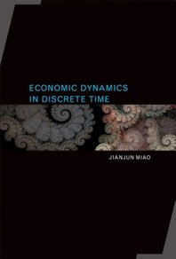 [해외]Economic Dynamics in Discrete Time (Hardcover)