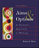 Aims & Options; A Thematic Approach to Writing, 2/e