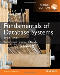 Fundamentals of Database Systems, Global Edition 6판