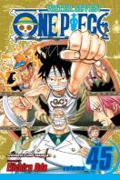 [해외]One Piece, Volume 45 (Paperback)