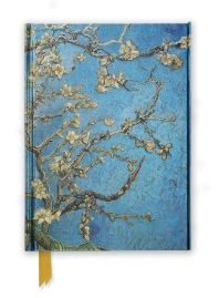 Van Gogh: Almond Blossom (Foiled Journal) 미사용