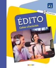 Edito Niveau A1 - Cahier d'activites