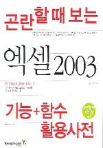 엑셀 2003 기능 + 함수 활용사전(곤란할 때 보는)