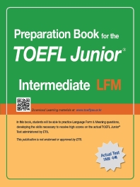 TOEFL Junior Test LFM: Intermediate(Preparation Book for the)