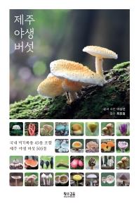 제주 야생 버섯