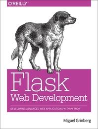 [해외]Flask Web Development (Paperback)