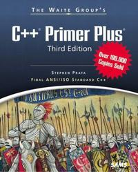 Waite Group C++ Primer Plus, 3/e
