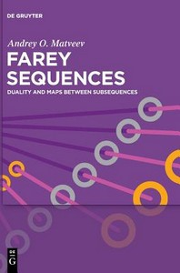 [해외]Farey Sequences