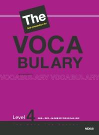 THE VOCABULARY(Level4)(2008)
