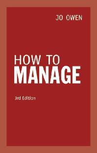 [해외]How to Manage (Paperback)