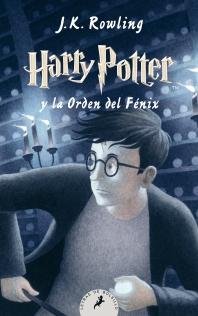 Harry Potter y la Orden del Fenix (Book 5)